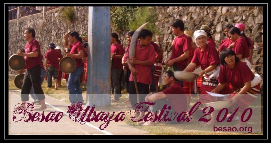 Besao Ubaya Festival 2010 Cultural Presentation